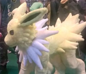 pokemon comic con