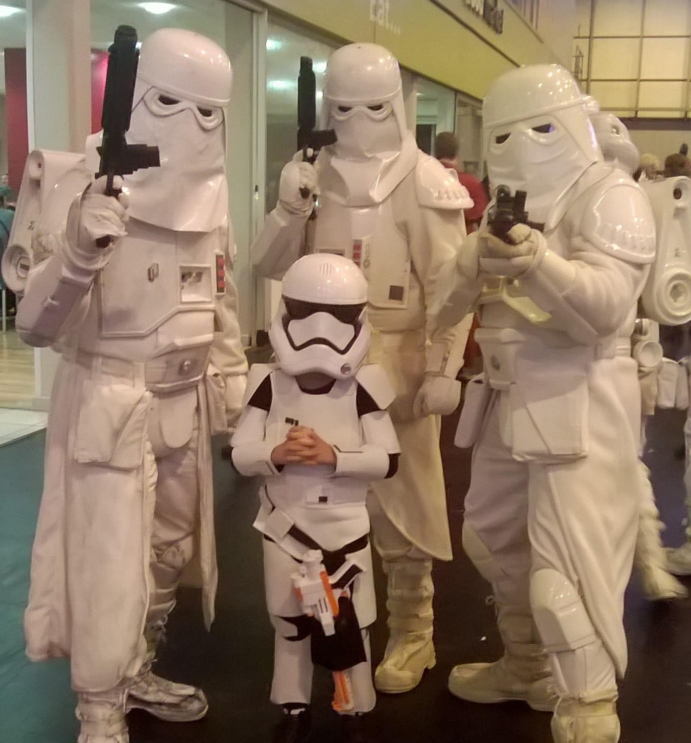 Aren't You A Little Short for A Stormtrooper?